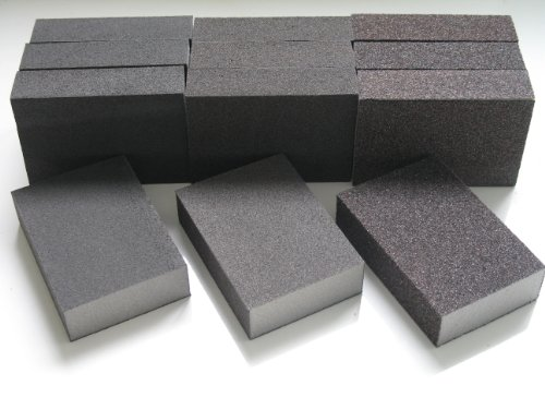 12-x-bloc-abrasif-en-papier-de-verre-grains-mixtes-fins-et-moyens
