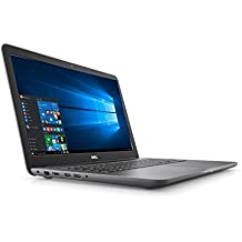 "Dell Inspiron 17.3"" HD+ Anti-Glare LED-Backlit Business Laptop, AMD FX-9800P Quad-Core Up To 3.6GHz 8GB DDR4 256GB SSD DVDRW 802.11ac Bluetooth HDMI MaxxAudio Webcam Win 10 (Grey)"