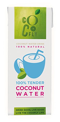 COCOFLY - 100 % COCONUT WATER (Pack of 27)