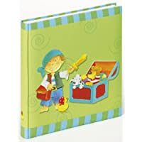 Walther Pirate Paper Green photo album - photo albums (280 mm, 305 mm, green, Paper, 60 sheets)