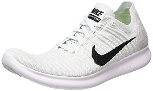 Nike Free RN Flyknit, Chaussures de Running Entrainement Homme, 40 EU