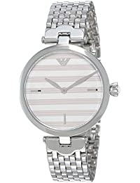 Emporio Armani Arianna Analog White Dial Women's Watch-AR11195