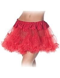 WMU Women's Tutu Skirt, Red (US)