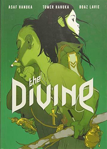 The Divine por Boaz Lavie