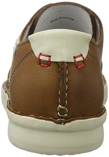 Marc Shoes Herren Binz Sneaker Braun (Braun)