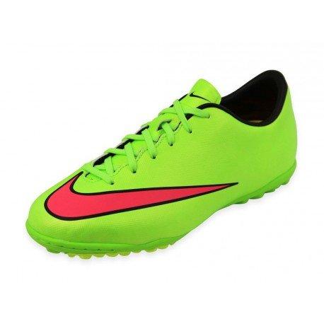 Nike Schuhe JR MERCURIAL VICTORY V TF, Größe - Nike Schuhe 2014 Fußball