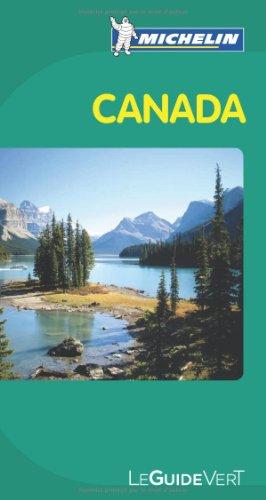 Guide Vert Canada par Collectif Michelin
