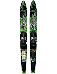 Hydroslide Victory Deluxe Ski nautique Vert 168 cm
