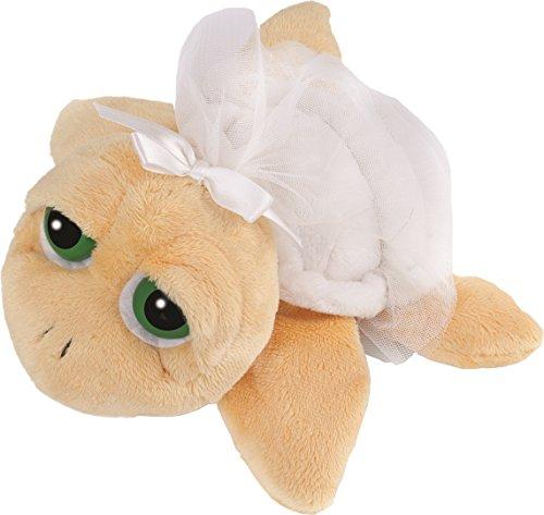 suki-gifts-14186-piccola-tartaruga-sposa-di-peluche-152cm-giallo-e-bianco