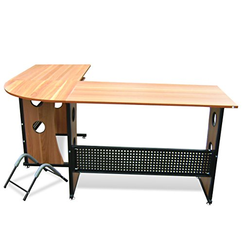 tinkertonk-corner-computer-desk-home-office-study-l-shaped-desk-reception-table-set-hall-table-offic