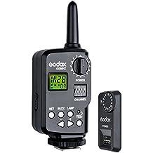 Godox Ft-16S 16 canales kit Remoto inalámbrico Power Control Flash Disparador para TT850 TT860 V860c V860n V850 Nikon Canon Flash Speedlite