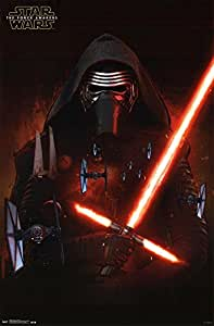 Star Wars The Force Awakens - Kylo Ren Poster (55,88 x 86,36 cm)