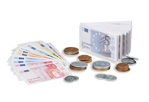 Pinolino 228005 - Euro-Spielgeld