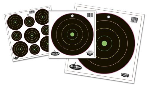 dirty-bird-multi-color-bulls-eye-targets-20-x-assorted-by-dirty-bird