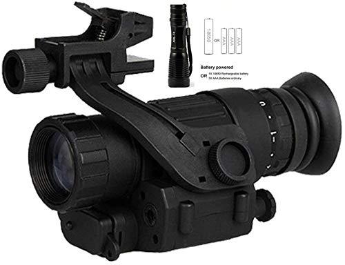 Changli Digitales Nachtsichtgerät, Infrarot-Nachtsichtgerät, Goggle IR Night Vision Monocular (PVS-14)