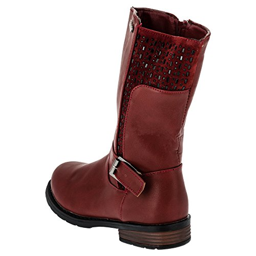 Infiniti , Bottes classiques fille #127rt Rot