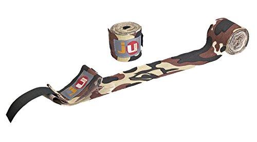 Ju-Sports Boxbandagen Unelastisch Camouflage, klassisches tarnfarbenmuster, 6800022