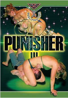 LOTTA MISTA EROTICA - MISS PUNISHER 3 DVD AMAZON'S PROD WRESTLING