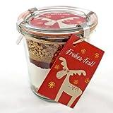 """Kuchen Backmischung - Weihnachtskuchen """"Frohes Fest"""""""