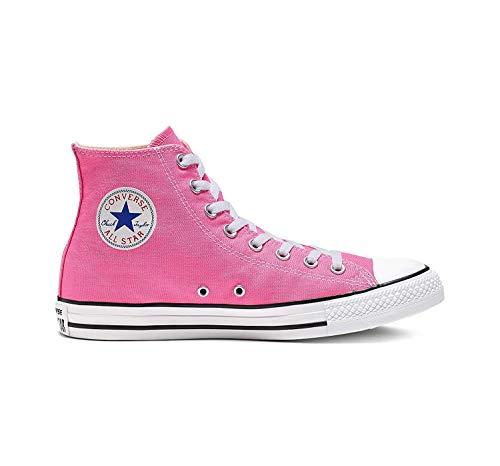 Converse Ctas Core Hi 015860-70-13, Unisex - Erwachsene Sneaker, Pink (Rose), EU 39