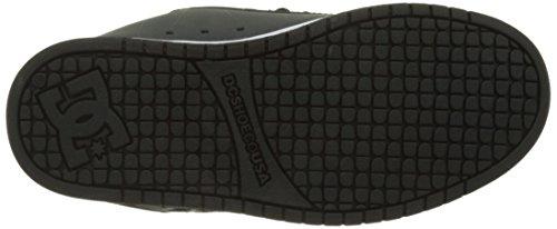grey S Flach Dc Herren Gris Court Graffik Shoes white x0Hq7