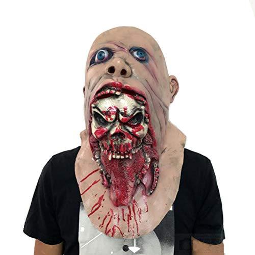 Clown Tanz Kostüm - Bsjz Horror Clown Halloween Weihnachten Tanz Requisiten Horror Kostüm Zubehör