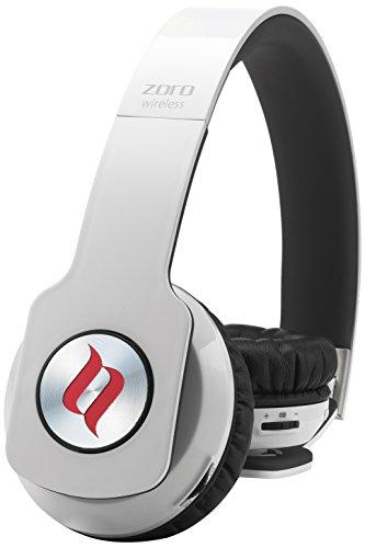 Noontec MF3116(W) Zoro Bluetooth On-Ear-Kopfhörer mit Freisprechfunktion weiß