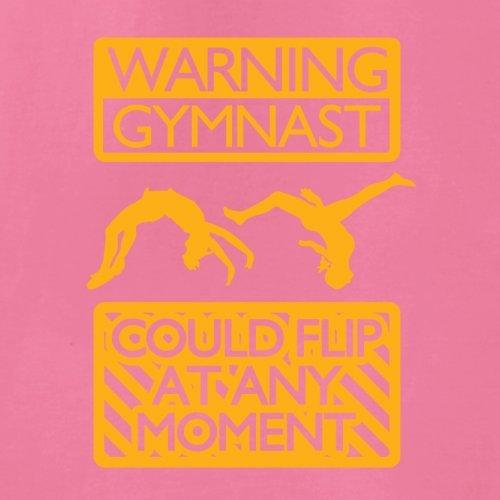Warning Gymnast - Damen T-Shirt - 14 Farben Azalee