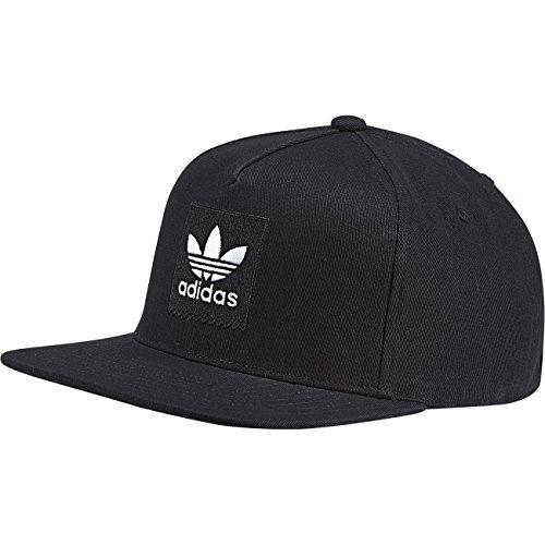 adidas Erwachsene 2 Tone Kappe, Black, OSFM