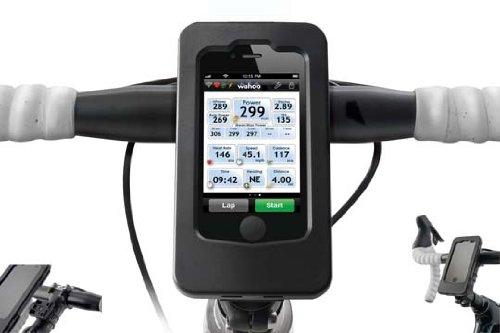 Wahoo Fitness WFPetoSC Handyhülle ANT+ für iPhone mit Geschwindigkeit und Trittfrequenzsensor - 3G, 3GS, 4, 4S Nano 4 Snap