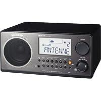 Sangean WR-2BK FM-RBDS AM Ahşap Görünümlü Radyo