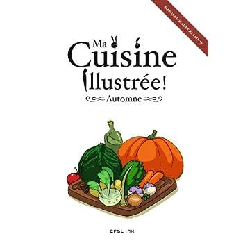 Ma cuisine illustrée automne
