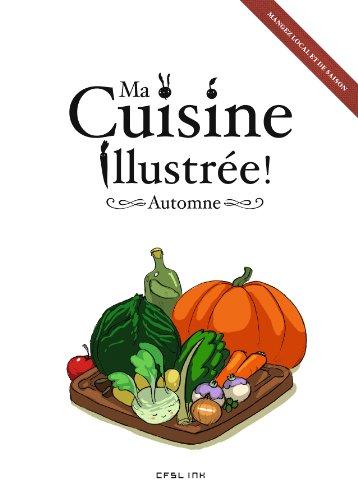 Ma cuisine illustrée automne par Kness