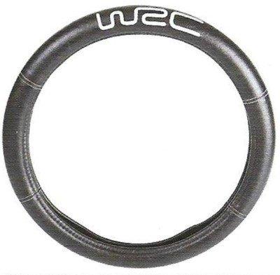 SonCar WRC Couvre-volant pour voiture, couleur noir, original Noir