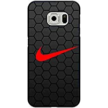 Nike Just do it Sports Brand PhilKnight Simple Phone funda,The Logo of Nike Samsung Galaxy S7 Edge Phone funda