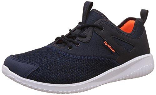 Reebok Men's Stylescape 2.0 Arch Navy, Lead, Blue, White and Orange Sneakers - 9 UK/India (43 EU) (10 US)