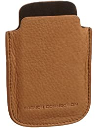 French Connection Drummer Dried Leather Phone Holder - soporte para móvil hombre