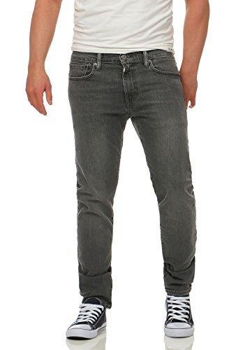 Levi's® Herren Jeans 512 Slim Taper Fit Berry Hill Slim Fit grau (13) 34/32
