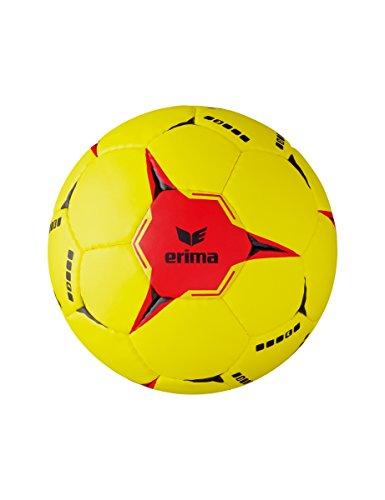 erima G9 2.0 Handball, Gelb/Rot, 2