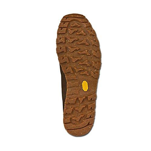 AKU , Chaussures de ville à lacets pour homme Marron Marron Marron