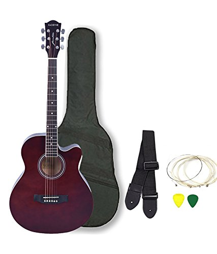 6. Kadence Frontier Series Acoustic Guitar