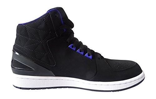 Jordan 1 Flight 3 Nike Uomini Mod. 706954 black blue lagoon concord platinum 041