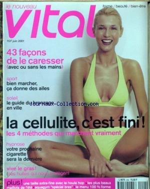 VITAL [No 244] du 01/06/2001
