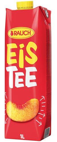 12x Rauch - Eistee Pfirsich - 1000ml