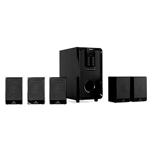 auna-areal-520-aktives-51-surround-soundsystem-heimkinosystem-100w-leistung-13cm525-subwoofer-freque