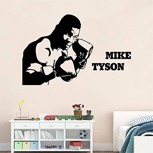 Stickers Muraux Sur Tyson Wall Stick Un Pavillon De Champion De Boxe Pavilion Martialarts School Sports Classroom