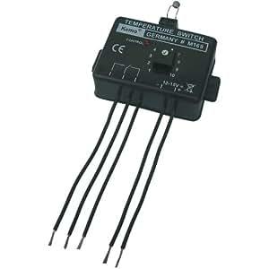 Module régulateur de température Kemo M169 (kit monté) 12 - 15 V/DC Réglage de température: 0 - 100 °C 1 pc(s)