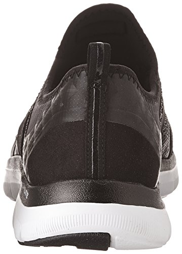 Skechers Flex Appeal 2.0-new Image, Baskets Basses Pour Femme Noir / Blanc
