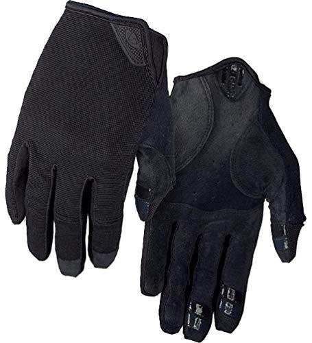 Giro Unisex- Erwachsene DND Fahrradhandschuhe, Black, L (Giro Bike-handschuhe)