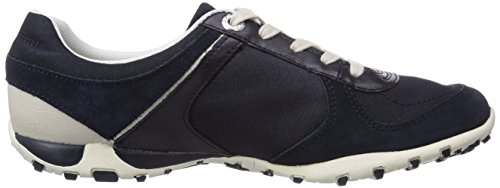 Geox D FRECCIA A, Low-Top Sneaker donna Blu (Azul (Navy))